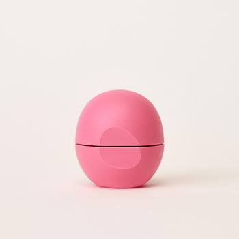 strawberry sorbet lip balm - eos