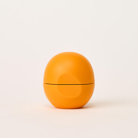 tropical mango lip balm - eos