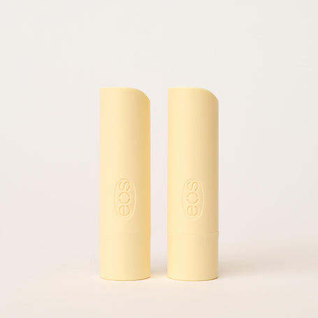 vanilla bean 2-pack lip balm - eos