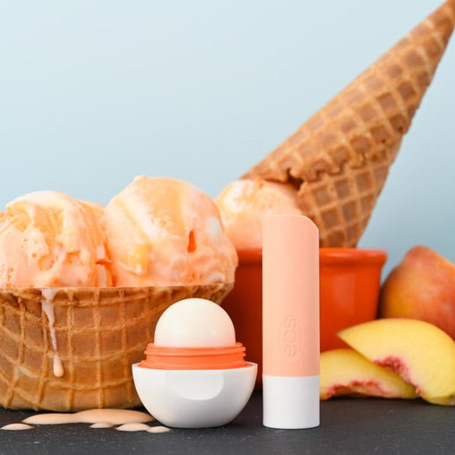sweet peachsicle stick & sphere lip balm - eos - alt image 4