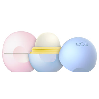 caramel brulée sleigh and cotton candy snow 2-pack lip balm - evolutionofsmooth