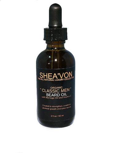 Classic Men Beard Oil