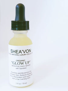 Glow Up Face Serum (Dry Skin Moisture Boost)
