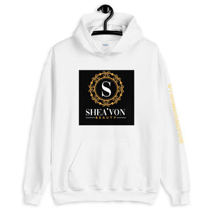 Open image in slideshow, Sheavon Beauty Unisex Hoodie