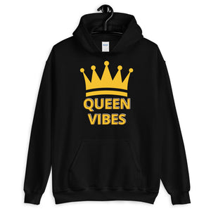 Open image in slideshow, Queen Vibes Hoodie