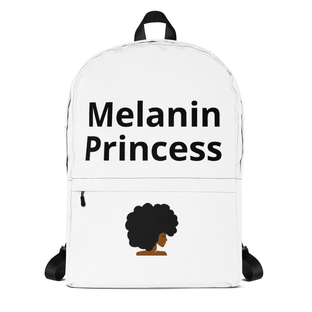 Melanin Princess Backpack