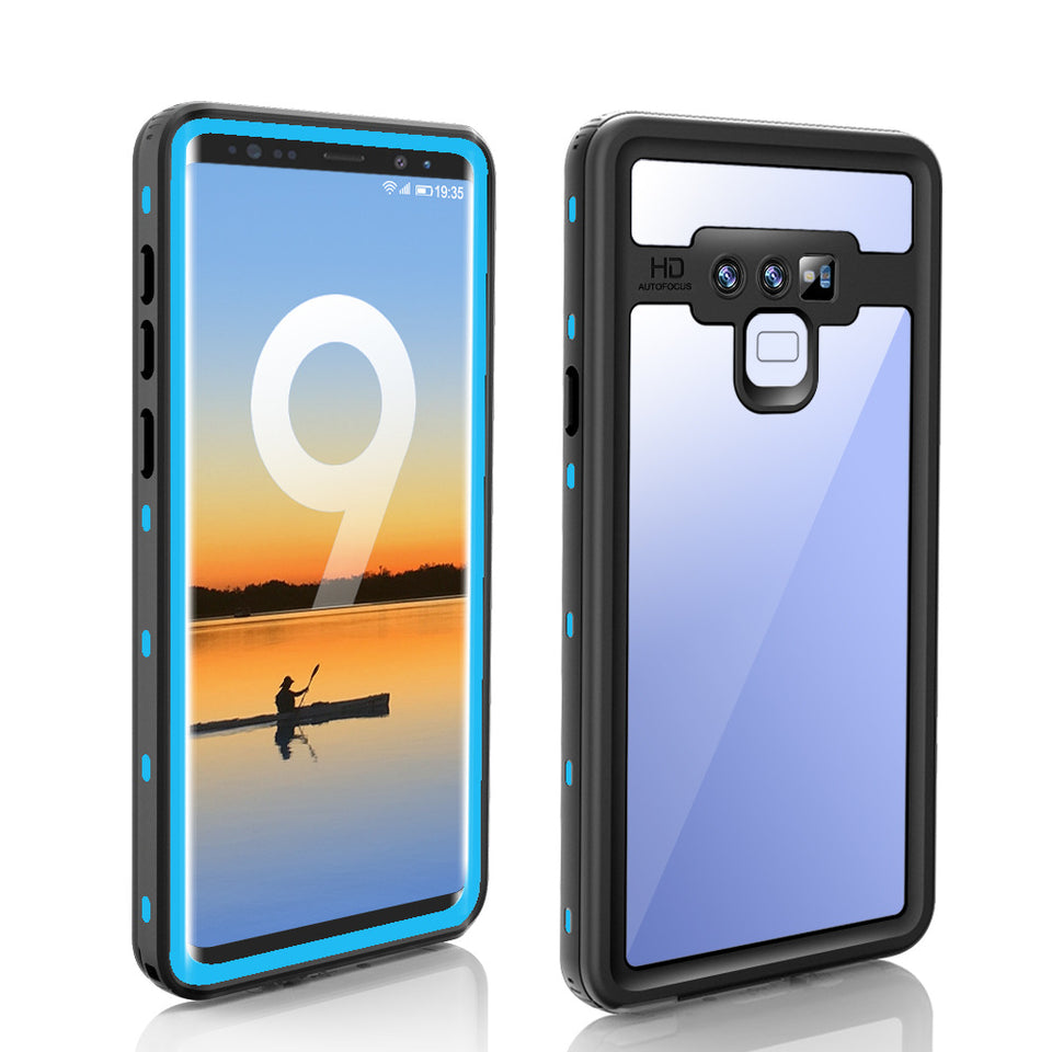 Samsung Galaxy Note 9 / 8 TPU + PC Swimming Waterproof Case