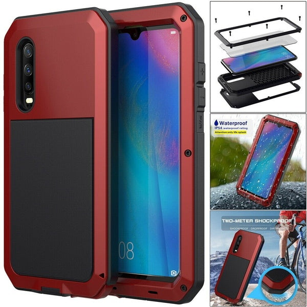 Waterproof Metal Cases Covers&Skins For Samsung
