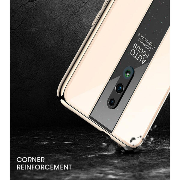 Luxury Samsung 10x Zoom Case Electroplating Soft Adhesive Organic Glass Case Cover