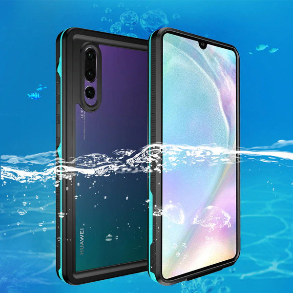 Swimming Case For Huawei P30 P30Pro P20 Pro Waterproof Diving Case Swimming Waterproof Cover For Huawei Mate P20 Lite 20Pro Shell