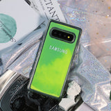 Dynamic Noctilucent Quicksand Phone Case For Samsung S9/S9 Plus/S10/S10e/S10 Plus/Note 8/Note 9
