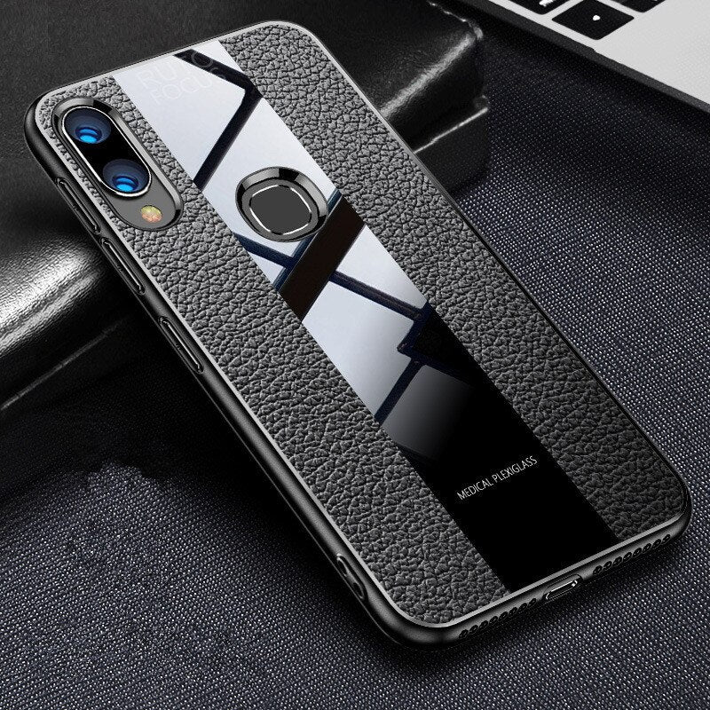 Luxury Samsung Flexible PU Slim Matte Case Premium Hybrid Protective Cover Back Casing