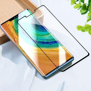 Tempered glass 9H 2.5D full screen protective film for Huawei Mate 30/30Pro/P30/P30Pro Samsung Note10/Pro