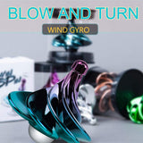 Airflow Spinning Gyro(Newest toys)