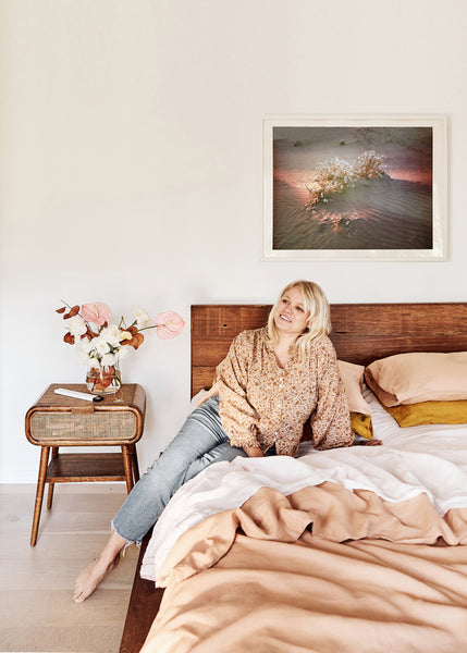 Inside the Serene Sydney Home of Ayu Co-Founder Madeleine Whitter