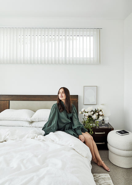 Inside the Minimalist Dream Home of Perfumier Raquel Bouris