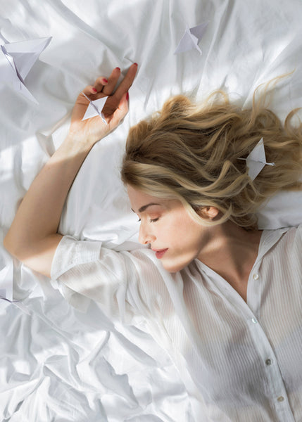 It's Official: This Is The Best Position For a Good Night's Sleep