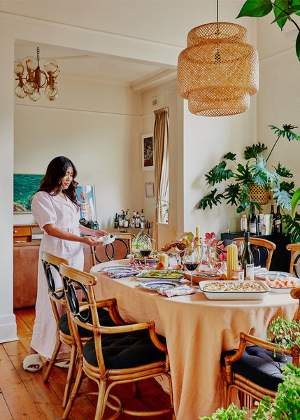 Jessica Nguyen's Melbourne Home Is An Entertainer's Paradise