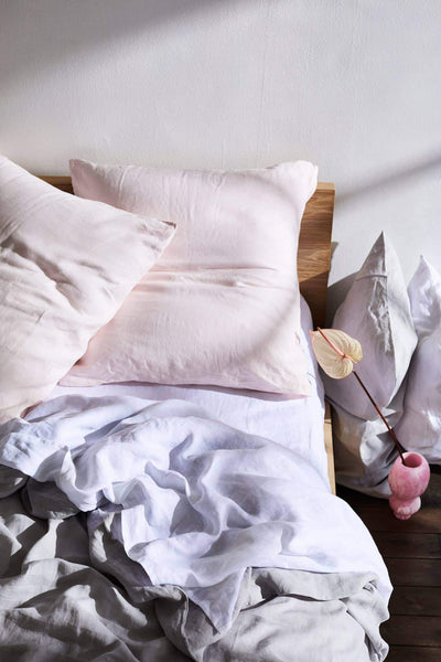 Why You Should Sleep In Linen In Summer