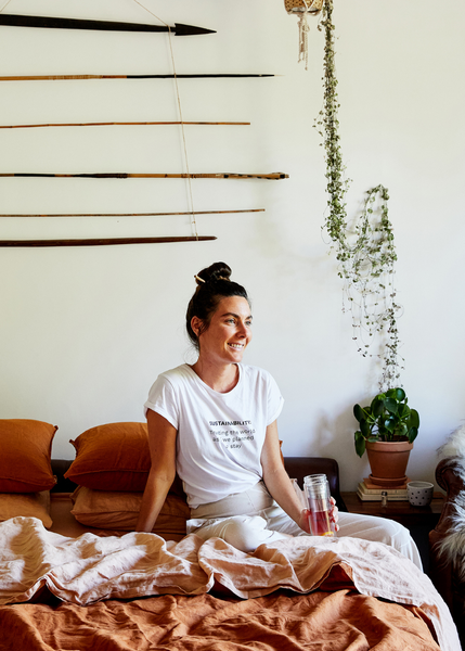 The Tranquil Morning Routine Behind Seed & Sprout Founder Sophie Kovic's Success