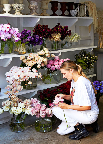 Inside the Glamorous Sydney Home of Instagram's Favourite Florist