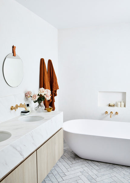 The Minimalist Interior Decorating Tips We Learnt from Australia's Most Stylish Influencers