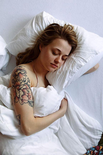 It's Official: These Are the Best Positions for a Deep Sleep