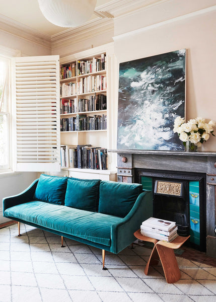 Inside the Living Rooms of Australia's Most Stylish Women