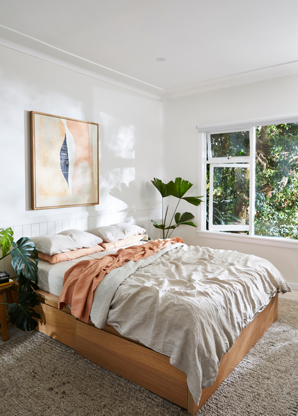 9 Simple Ways to Turn Your Bedroom Into a Sleep Sanctuary