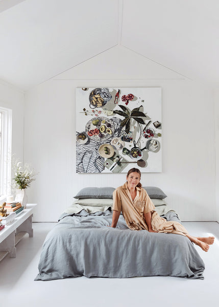 Zoe Young's Rustic Bowral Cottage Is an Artist's Paradise