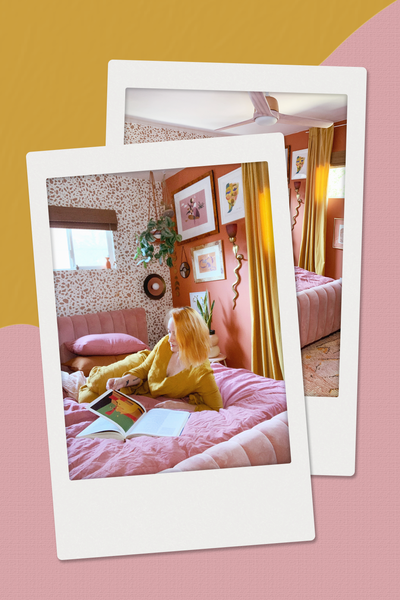 The Nook: Inside the Candy Coloured Bedroom of Influencer Katie Mack