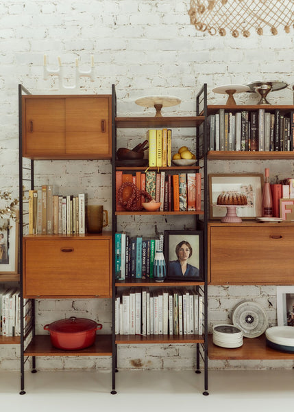 How to Style a Shelf Like an Interior Designer in Just 6 Steps