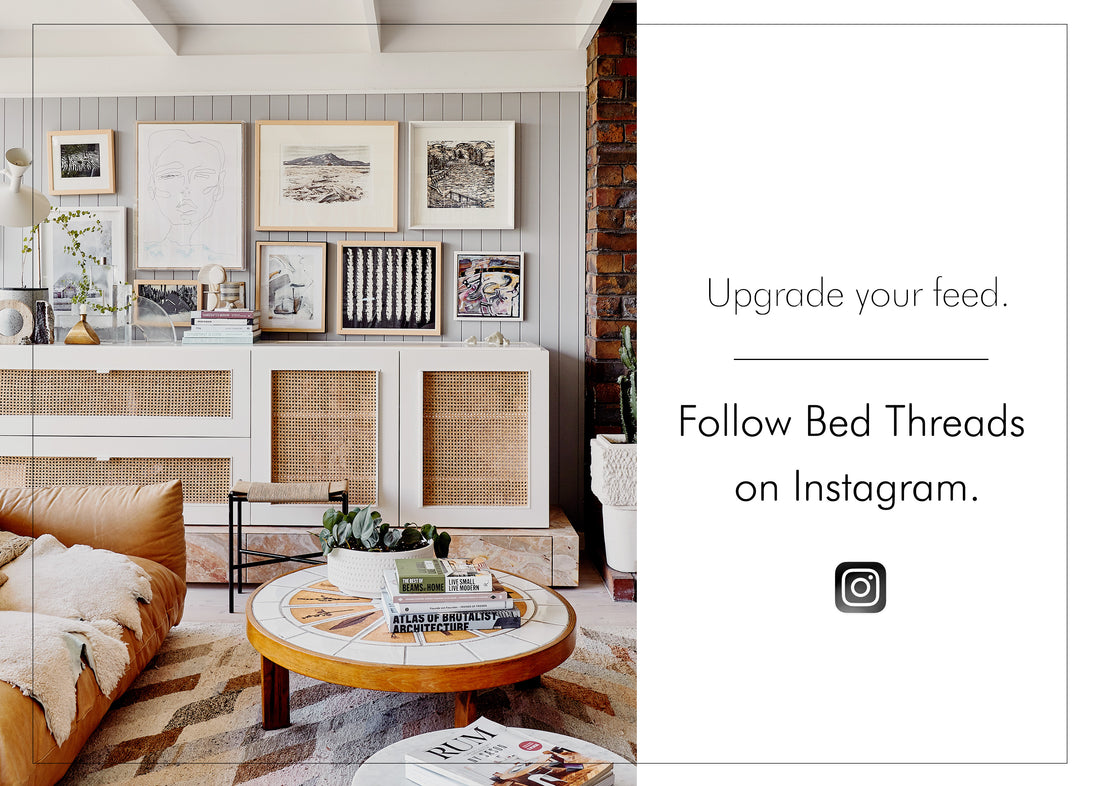 Follow Bed Threads on Instagram