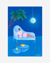 Load image into Gallery viewer, Isabelle Feliu x Bed Threads 'Le Salon' Print