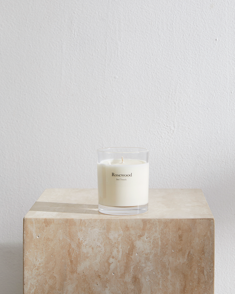 Rosewood Candle by Bed Threads - Bed Threads