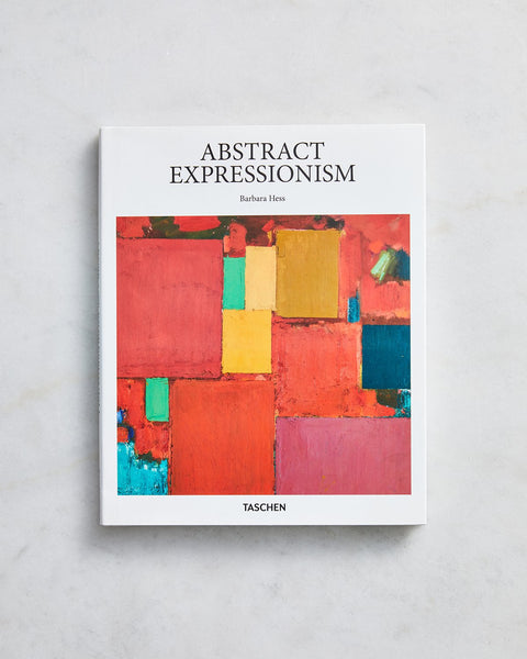Abstract Expressionism (Taschen Basic Art Series 2.0) by Barbara Hess - Bed Threads