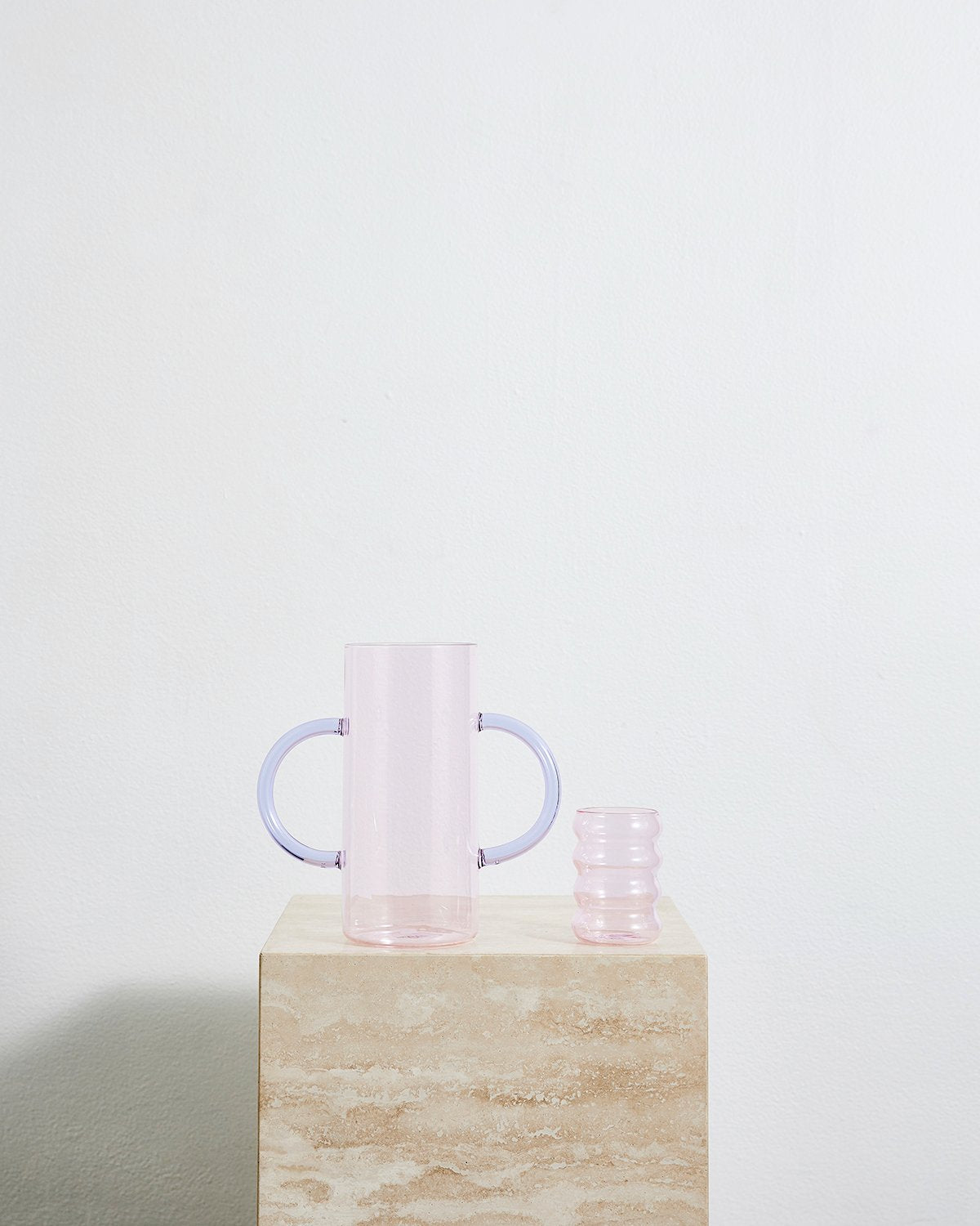 Sophie Lou Jacobsen Ripple Cup in Pink