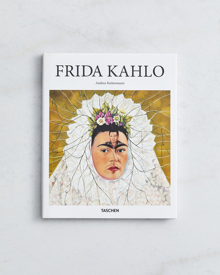 Kahlo (Taschen's Basic Art Series 2.0) by Andrea Kettenmann