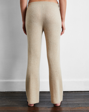 Load image into Gallery viewer, 100% Cashmere Pants in Oatmeal