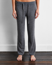 Load image into Gallery viewer, 100% Cashmere Pants in Fog