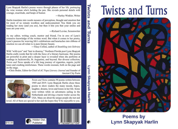 Twists and Turns - Poems by Lynn Skapyak Harlin