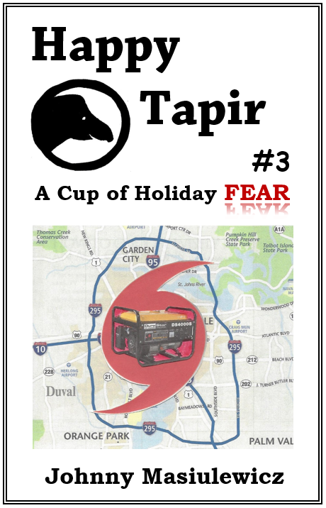 #3 A Cup of Holiday FEAR ~ Johnny Masiulewicz