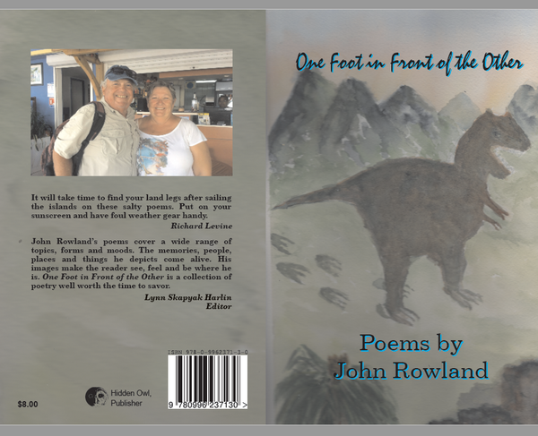 One Foot in Front of the Other ~ poems by John Rowland