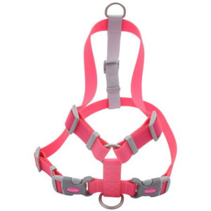 "Coastal Pet Pro Waterproof Dog Harness 3/4"" Wide - Frenchie and Friends"