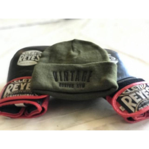 Vintage Stocking Caps - Vintage boxing
