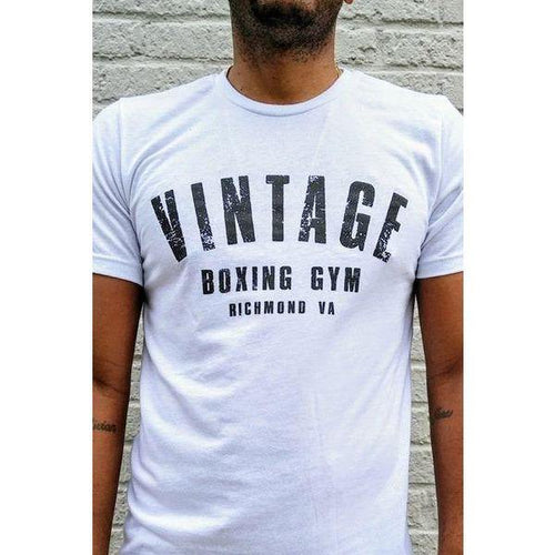 Vintage Boxing Men's T-shirt - Vintage boxing