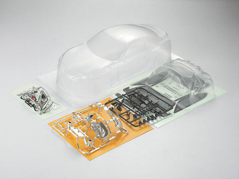 Killer Body Toyota GT86 Bodyshell 195mm - Clear KB48566