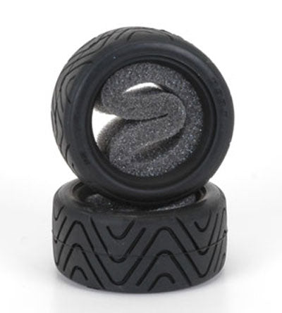 Shimizu Racing Treaded Tyres (pr) for Tamiya Mini - Medium PS-SM-G