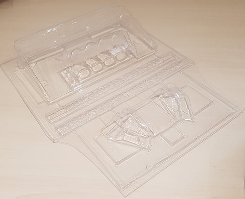 Rs200 spare wing and lamp pod kit - L&L models