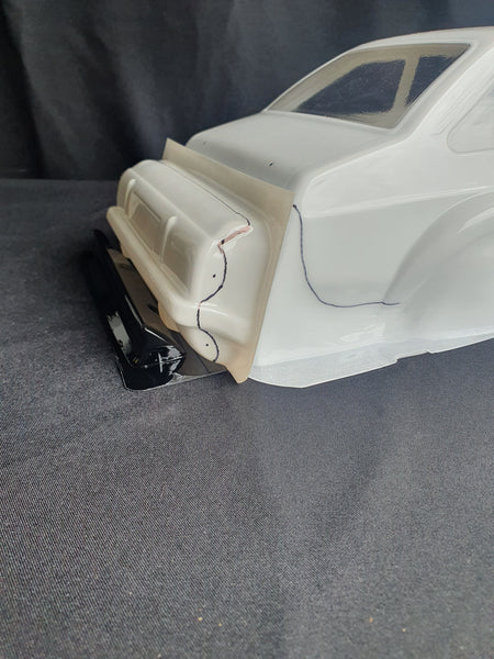 TC022 FORD ESCORT MK2 V2 ANDREWS HEAT FOR HIRE